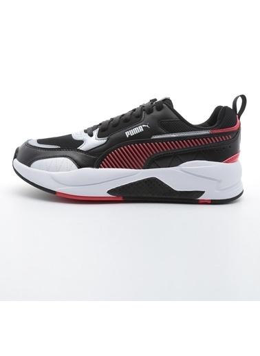 Puma Unisex Siyah Ferrari Race X-Ray Sneakers 306553-01 Siyah